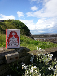 Harristown Sisters by the celtic sea by Meredith Crosbie