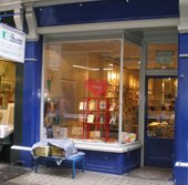 The Italian Bookshop, Cecil Court, London